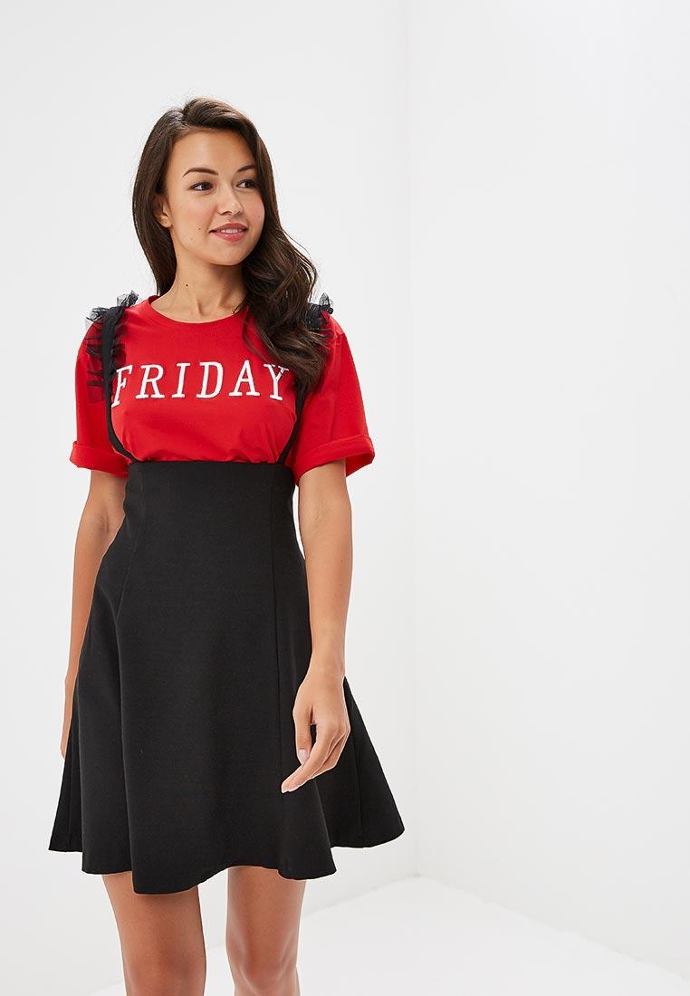 Широкая юбка Befree (Бифри) 1831290215