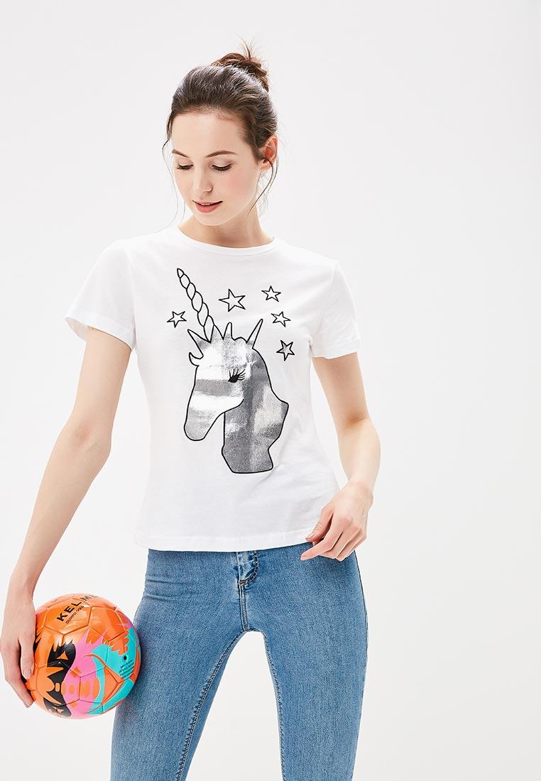 Футболка с коротким рукавом Befree (Бифри) 1831294457