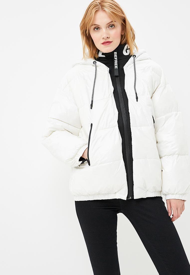 Утепленная куртка Befree (Бифри) 1831381161