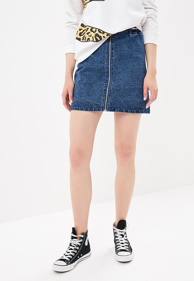 Джинсовая юбка Befree (Бифри) 1831393223