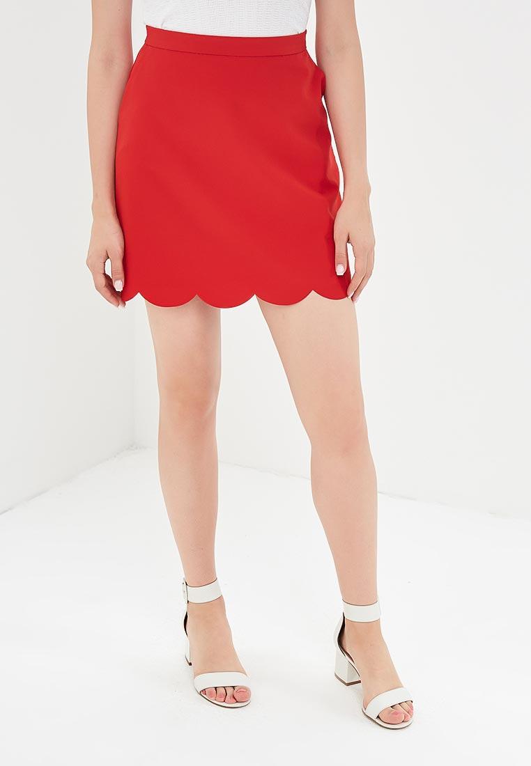 Прямая юбка Befree (Бифри) 1831570249