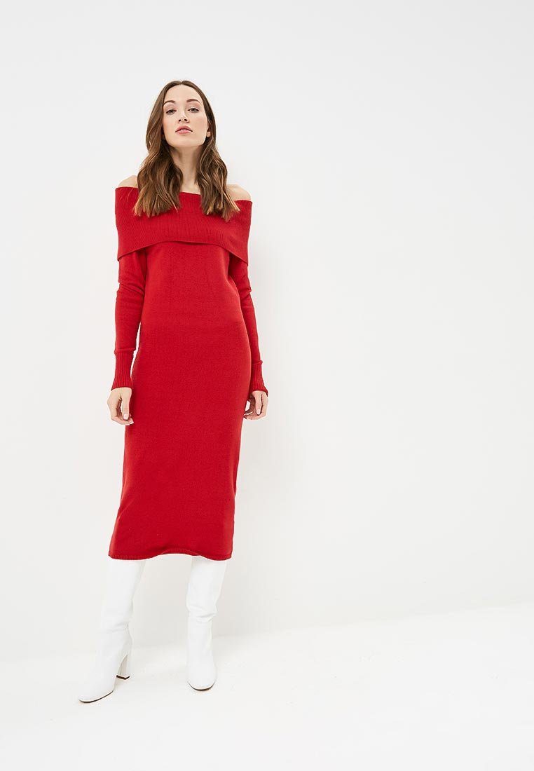 Вязаное платье Befree (Бифри) 1831489564