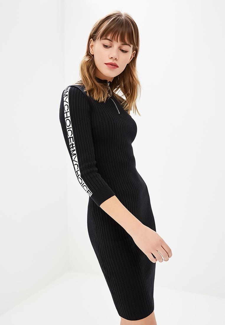 Вязаное платье Befree (Бифри) 1831564587