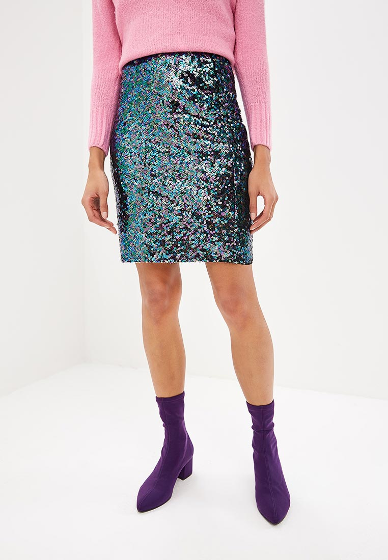 Прямая юбка Befree (Бифри) 1841153214