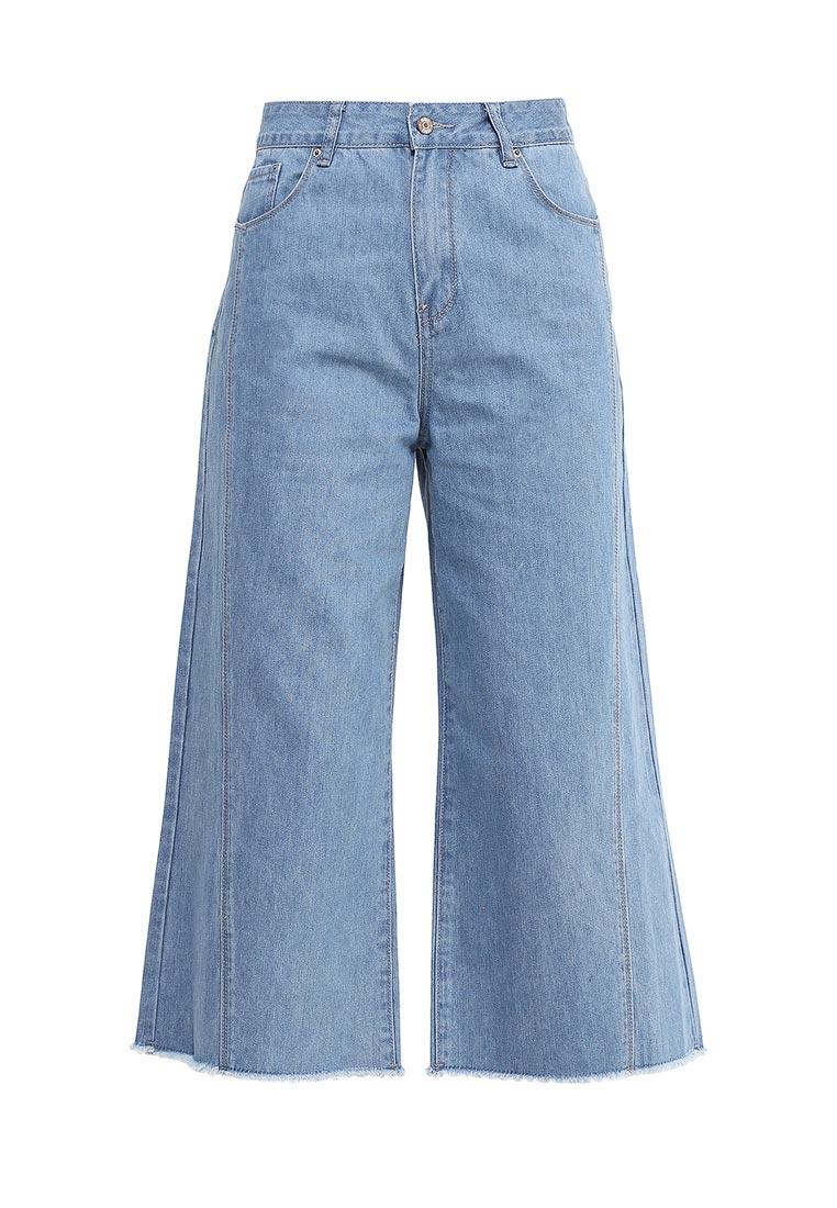 Широкие и расклешенные джинсы Befree (Бифри) 1721254720: изображение 1