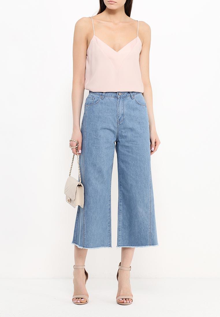 Широкие и расклешенные джинсы Befree (Бифри) 1721254720: изображение 2