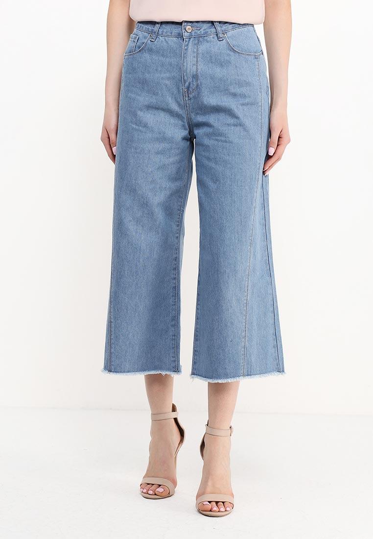 Широкие и расклешенные джинсы Befree (Бифри) 1721254720: изображение 3