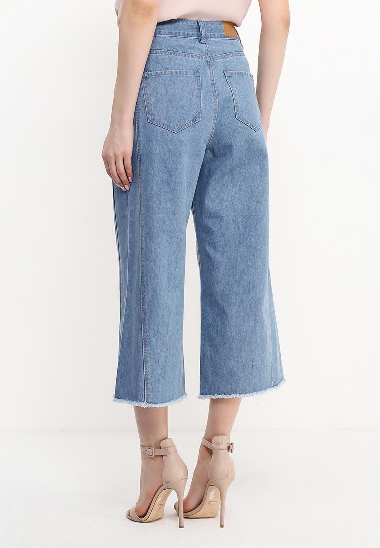 Широкие и расклешенные джинсы Befree (Бифри) 1721254720: изображение 4