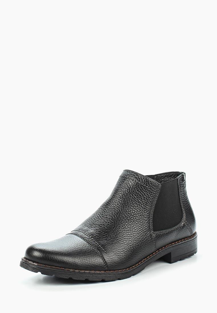 Мужские ботинки Bekerandmiller 4607: изображение 11