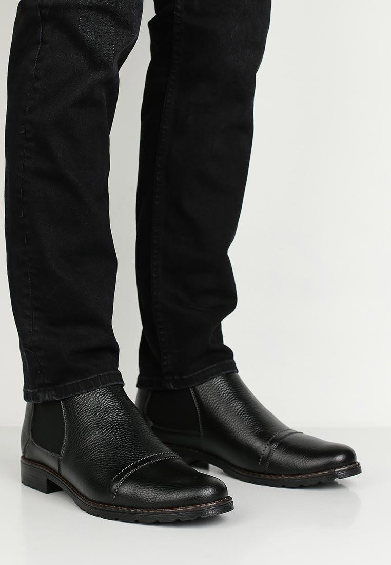 Мужские ботинки Bekerandmiller 4607: изображение 15