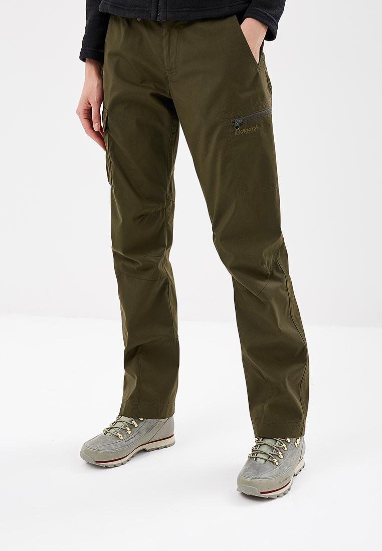 Женские утепленные брюки Bergans of Norway 2951