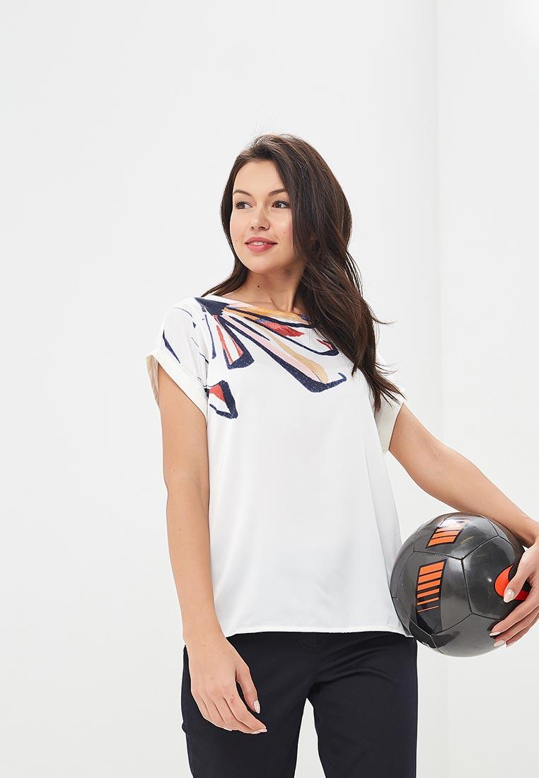 Футболка с коротким рукавом Betty & Co 0768/3818
