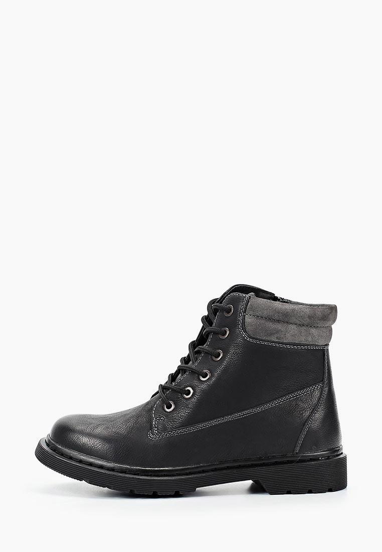 Ботинки для мальчиков Berten 3209-19