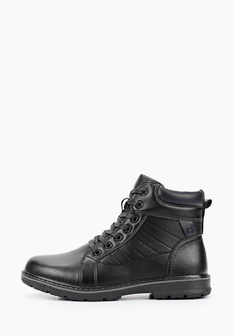 Ботинки для мальчиков BERTEN F-252