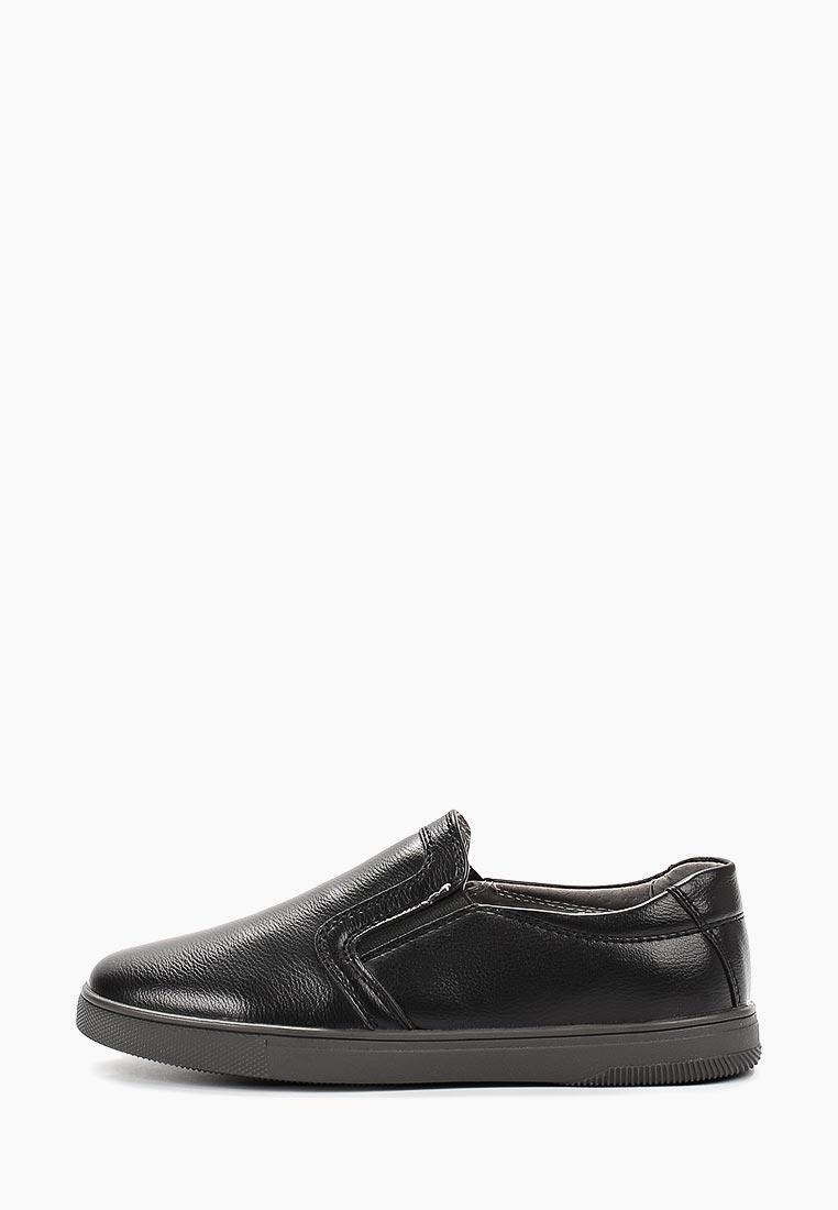 Обувь для мальчиков BERTEN DFI_771056-1_black