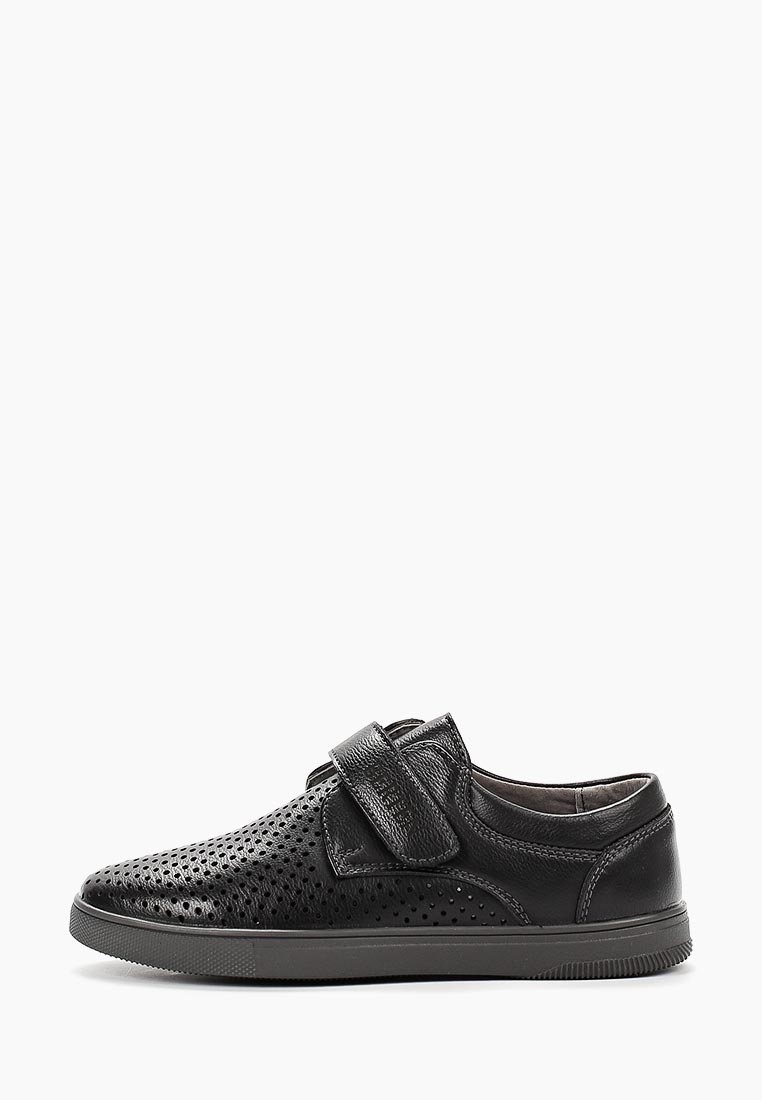 Туфли для мальчиков Berten DFI_771056-3_black