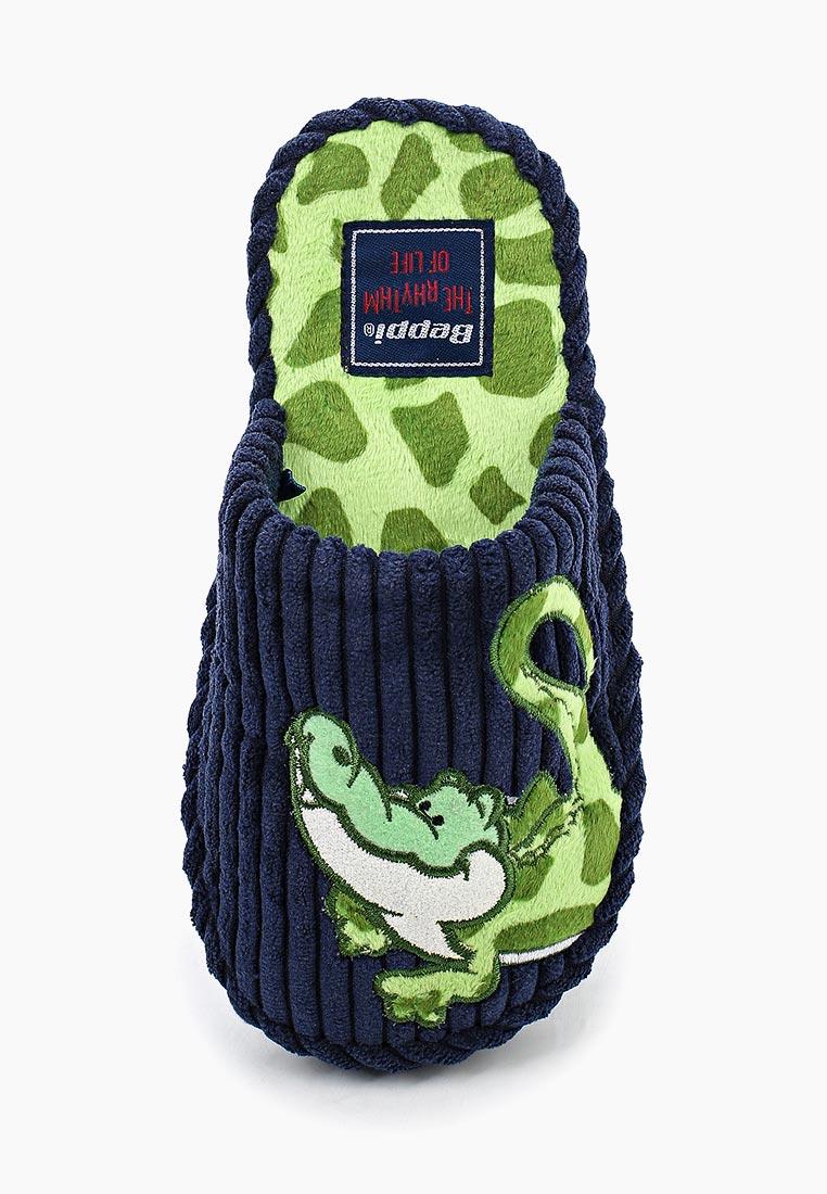 Домашняя обувь для мальчиков Beppi (Беппи) 2144011: изображение 4