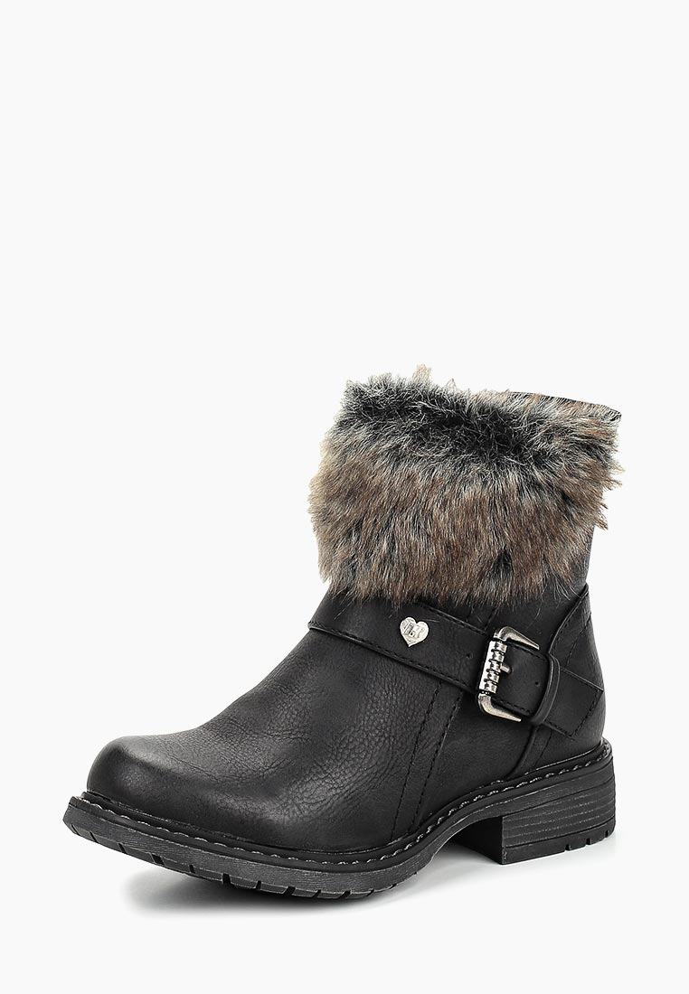 Ботинки для девочек Beppi (Беппи) 2167110