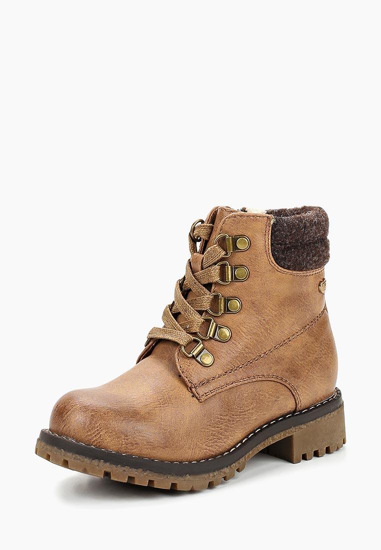 Ботинки для девочек Beppi (Беппи) 2167130