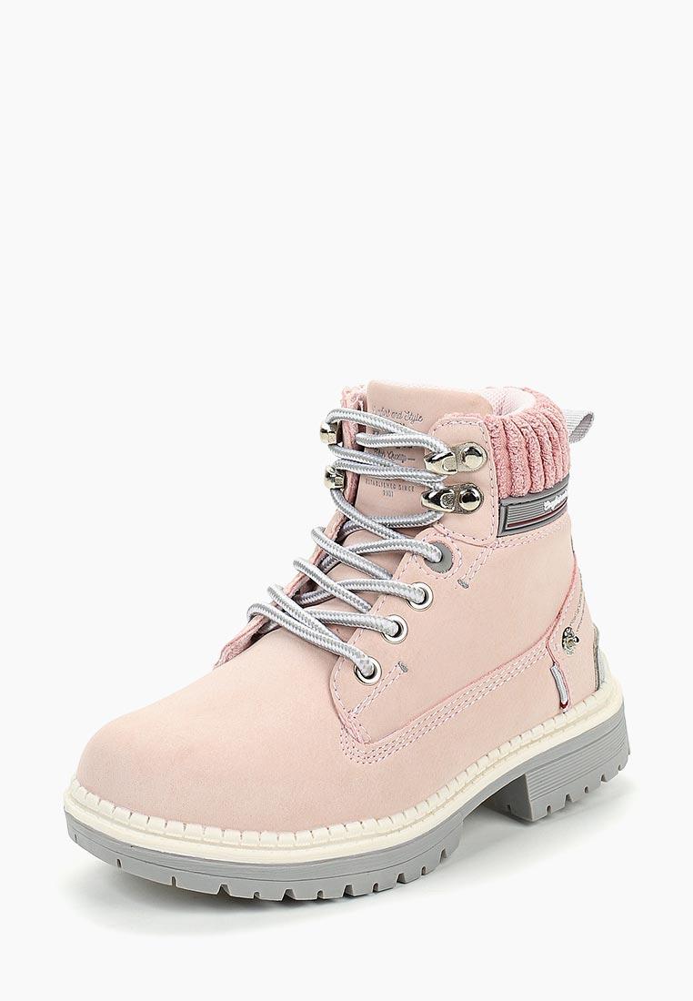 Ботинки для девочек Beppi (Беппи) 2167200