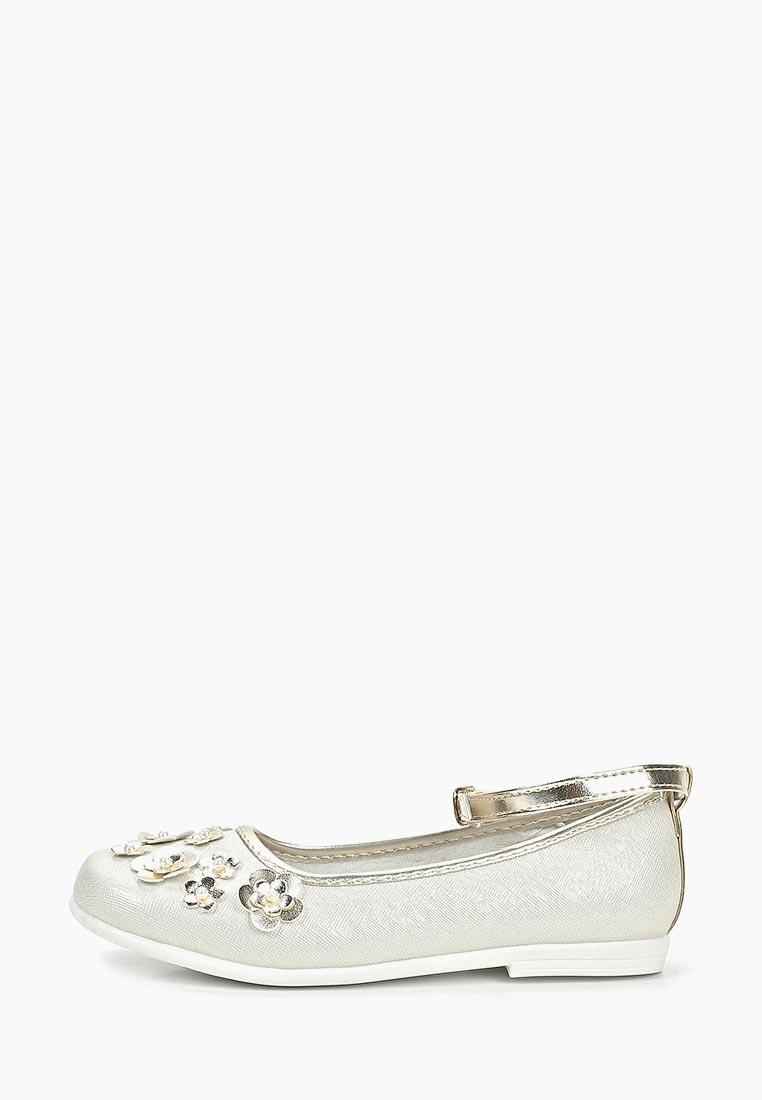 Туфли для девочек Beppi (Беппи) 2172093