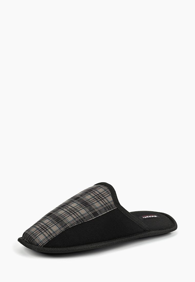 Мужская домашняя обувь Beppi (Беппи) 2143750