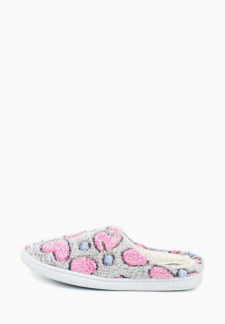 Женская домашняя обувь Beppi (Беппи) 2173840