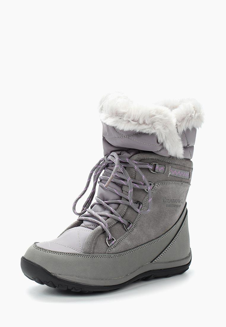 Женские ботинки Bearpaw 2050W: изображение 6