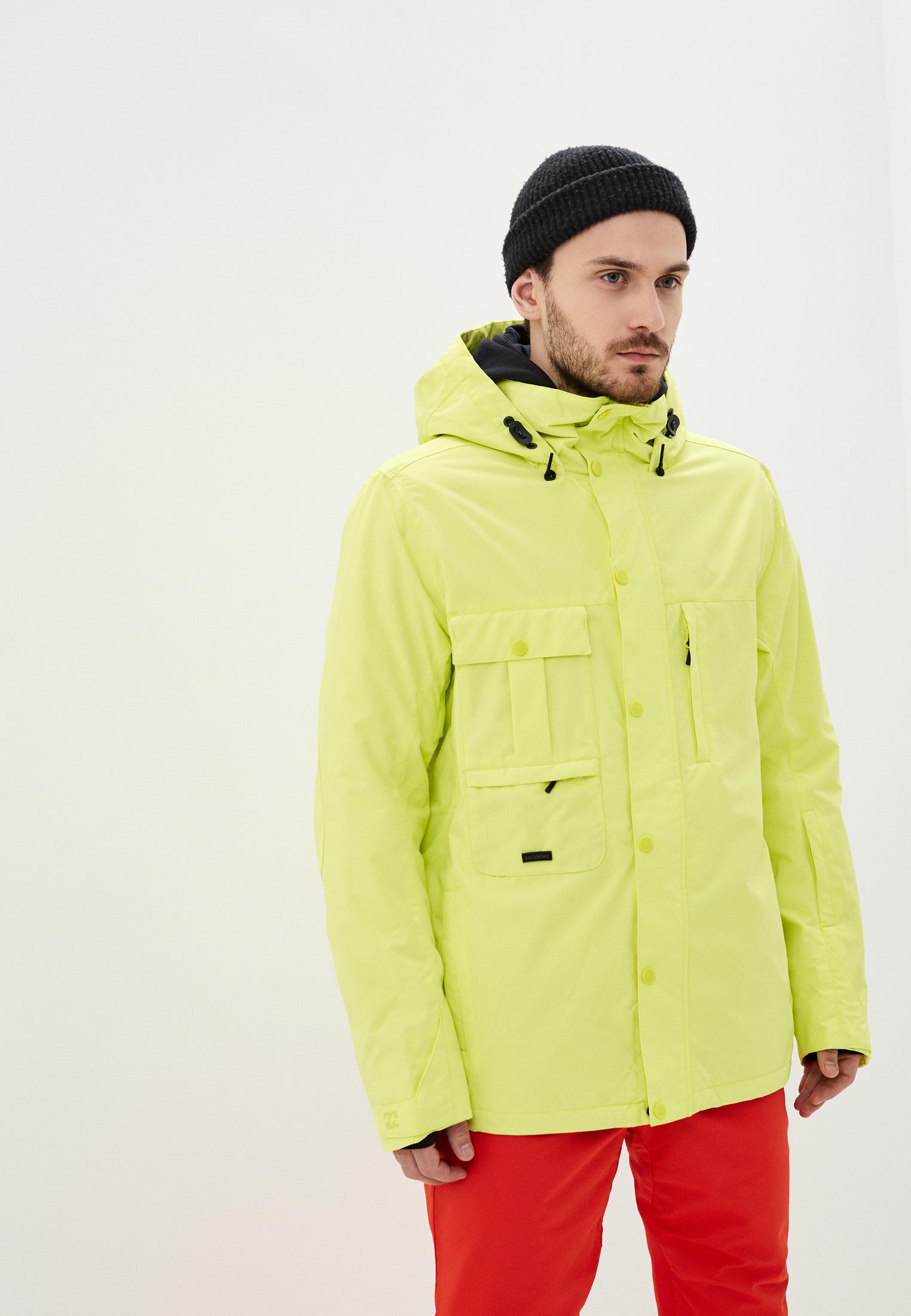 Мужские спортивные куртки Billabong (Биллабонг) Q6JM10-BIF9-838