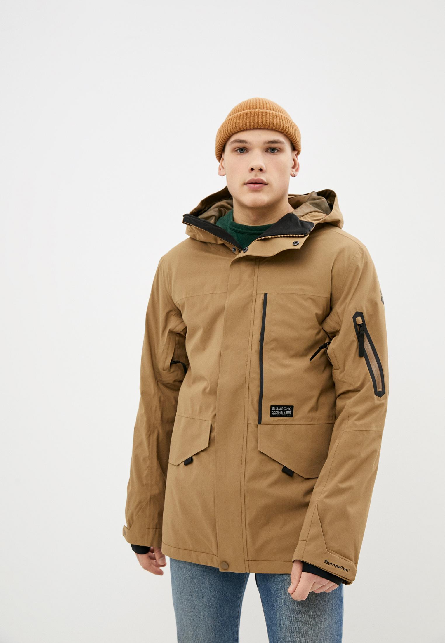 Мужские спортивные куртки Billabong (Биллабонг) Q6JM06-BIF9-3296