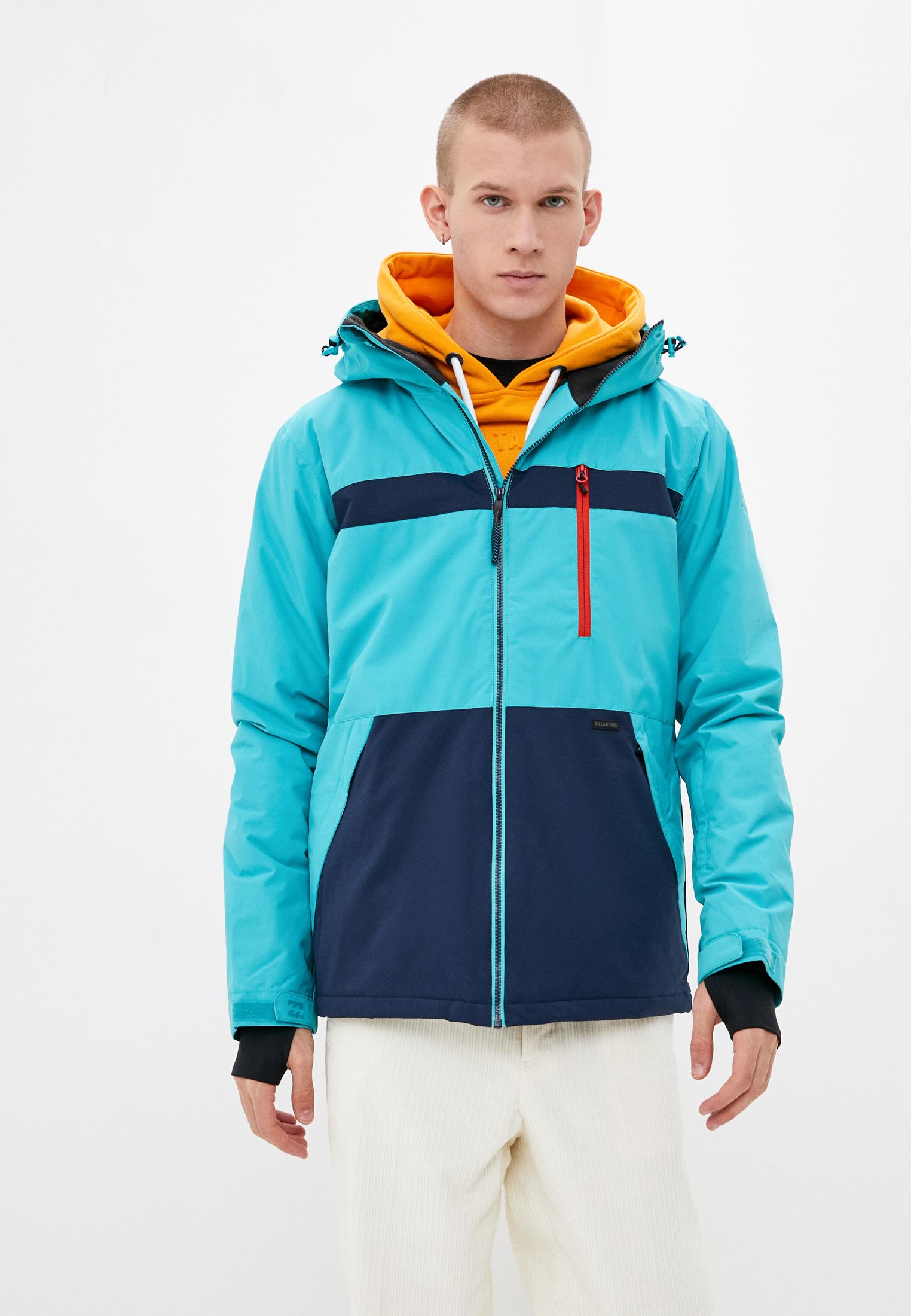 Мужские спортивные куртки Billabong (Биллабонг) Q6JM14-BIF9-804