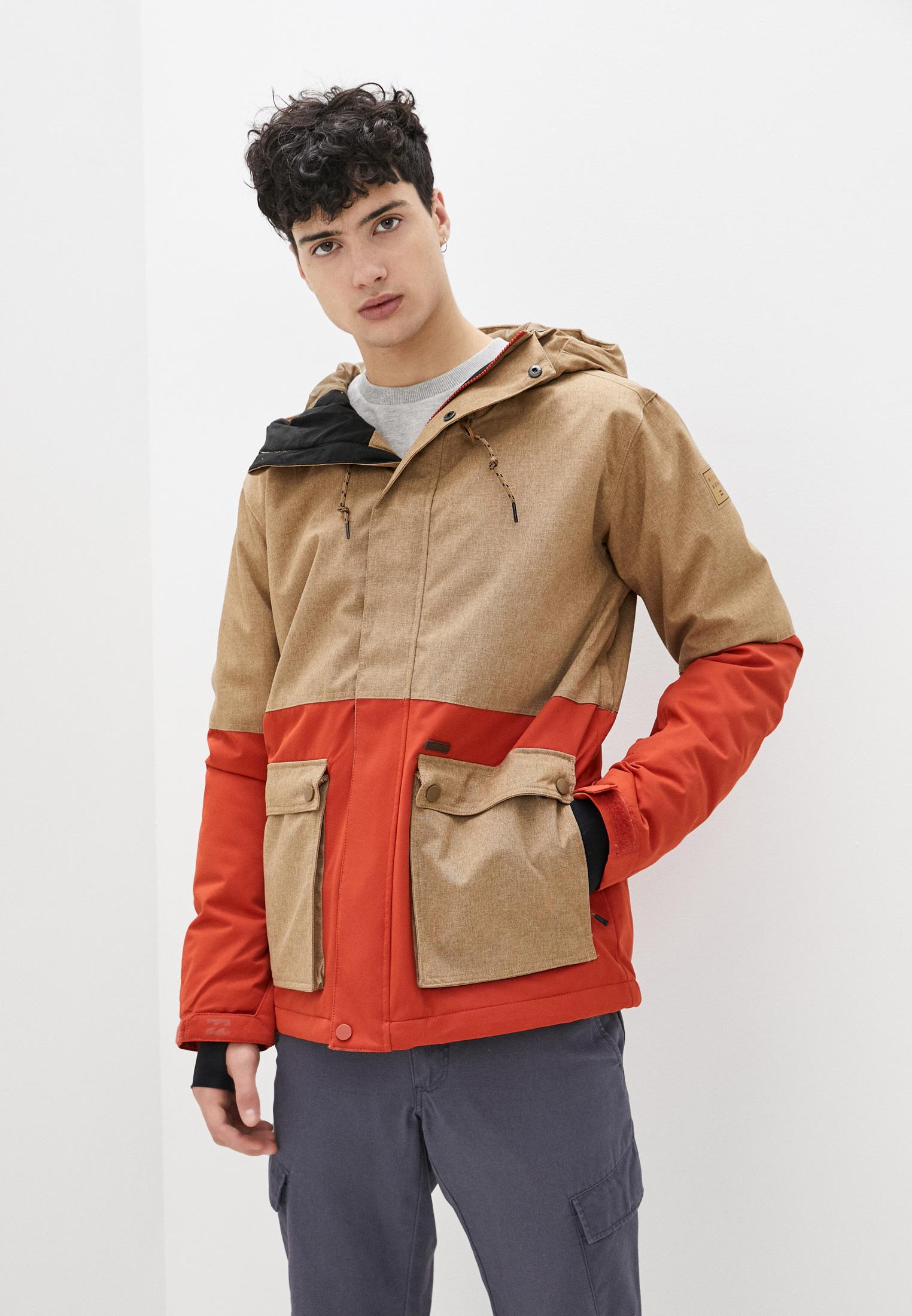Мужские спортивные куртки Billabong (Биллабонг) Q6JM04-BIF9