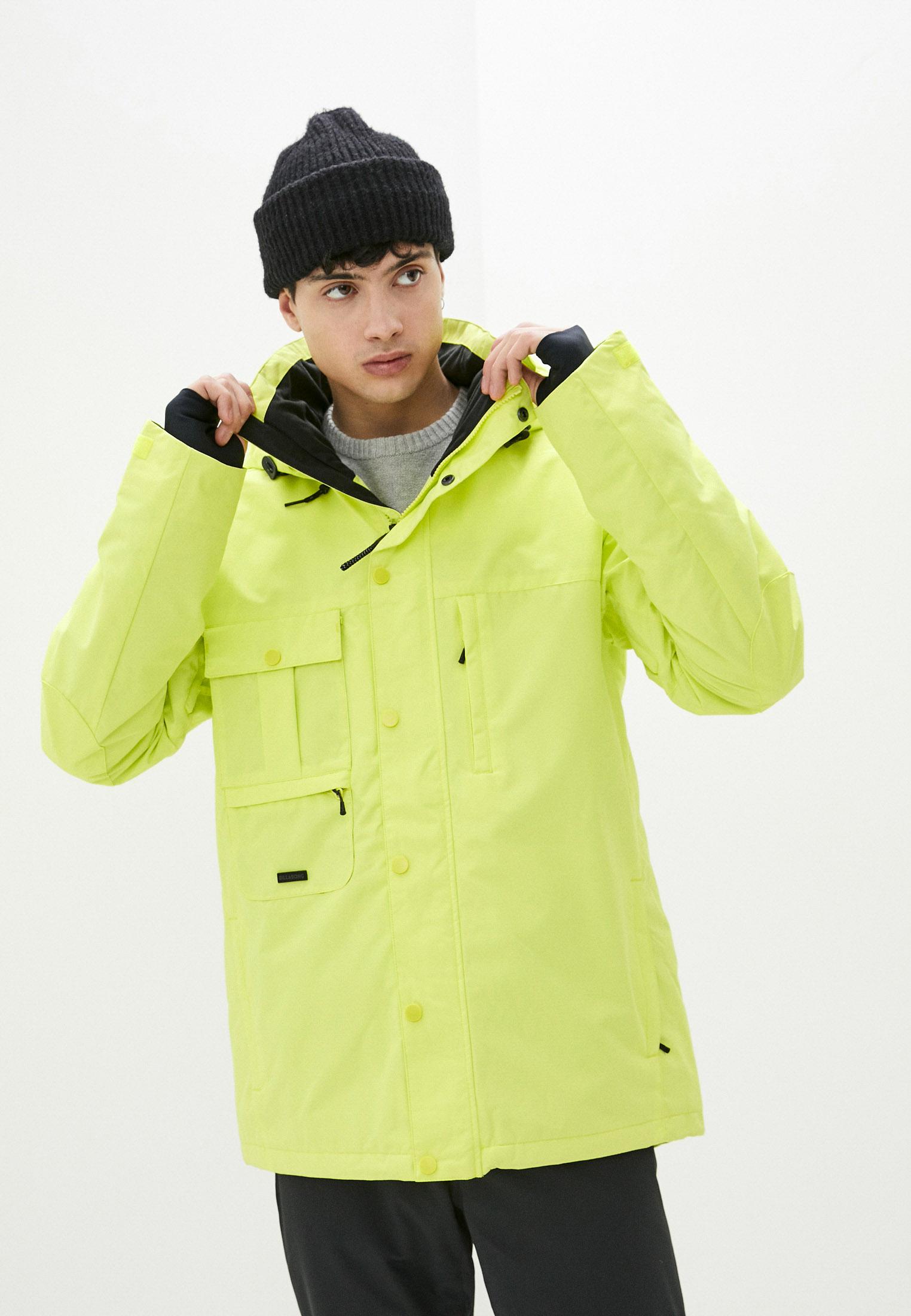 Мужские спортивные куртки Billabong (Биллабонг) Q6JM10-BIF9
