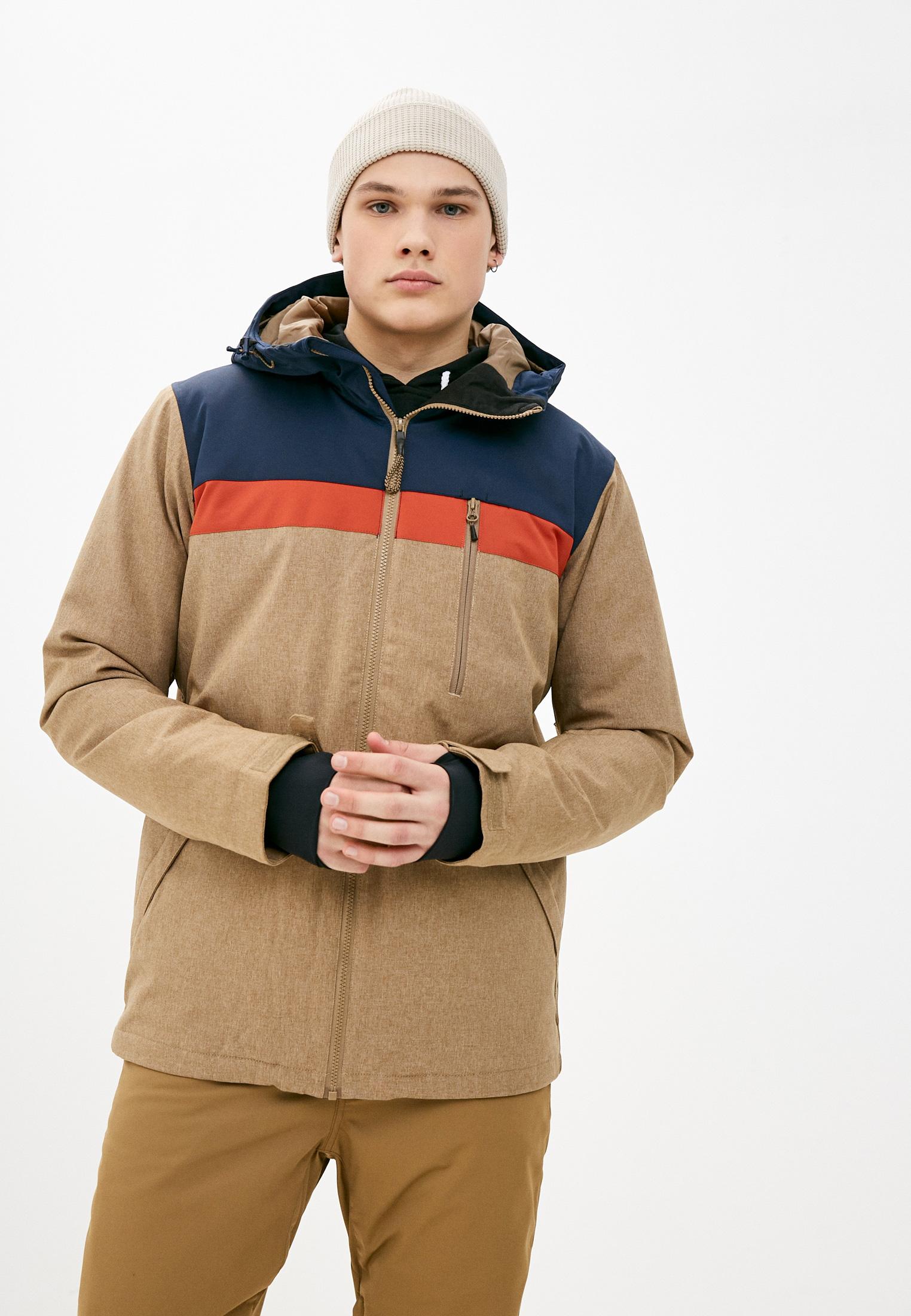 Мужские спортивные куртки Billabong (Биллабонг) Q6JM14-BIF9