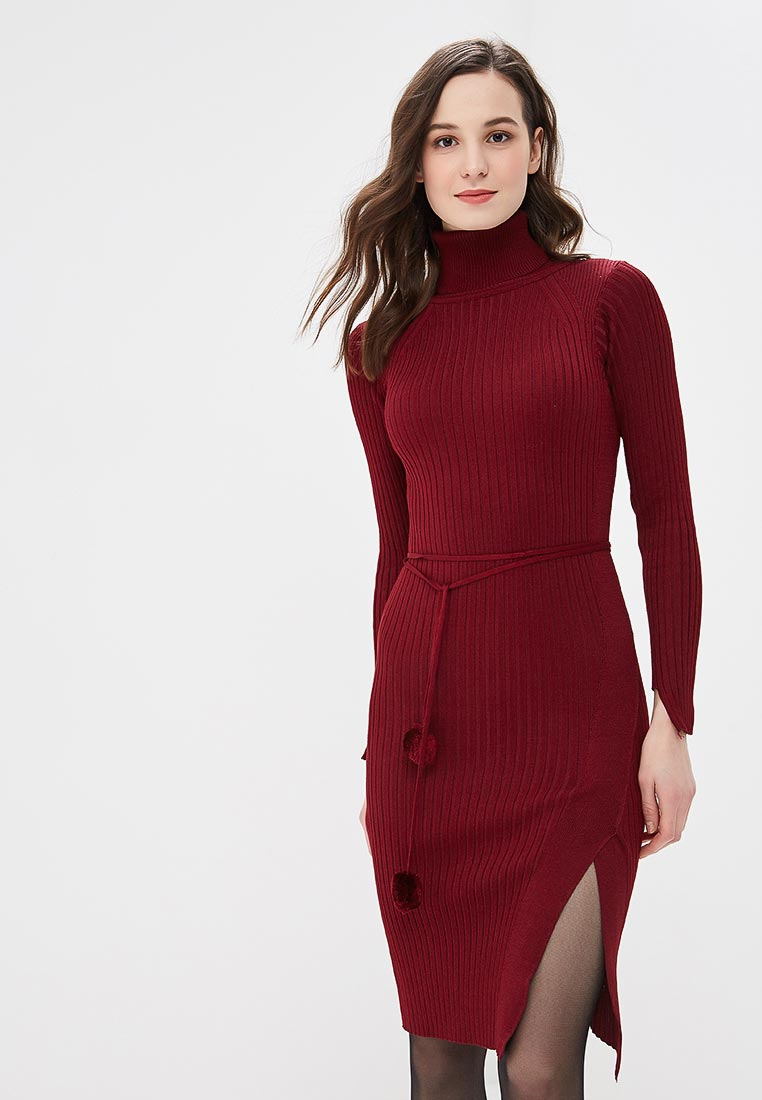 Вязаное платье Bigtora 1007