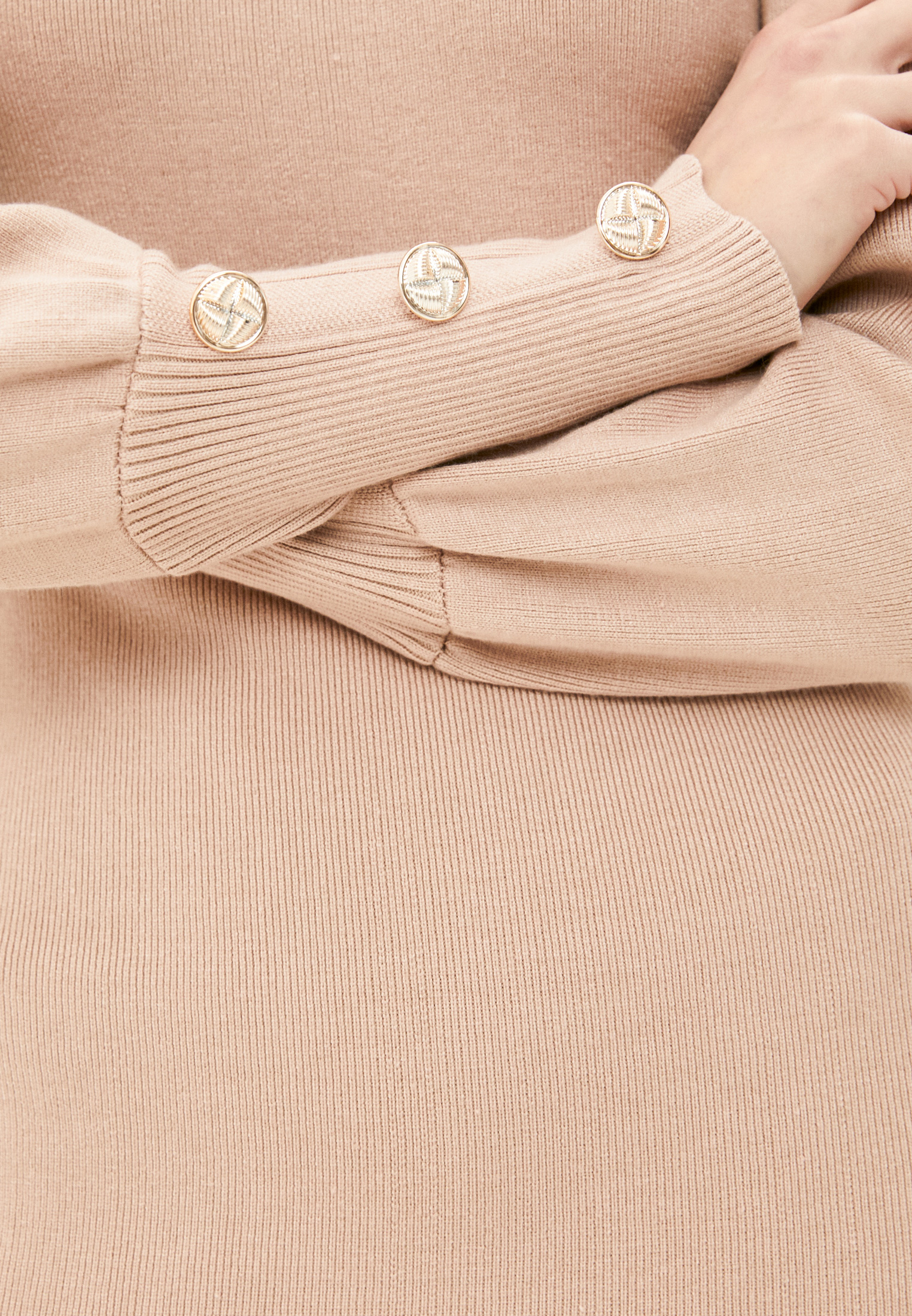 Вязаное платье Bigtora 221: изображение 4
