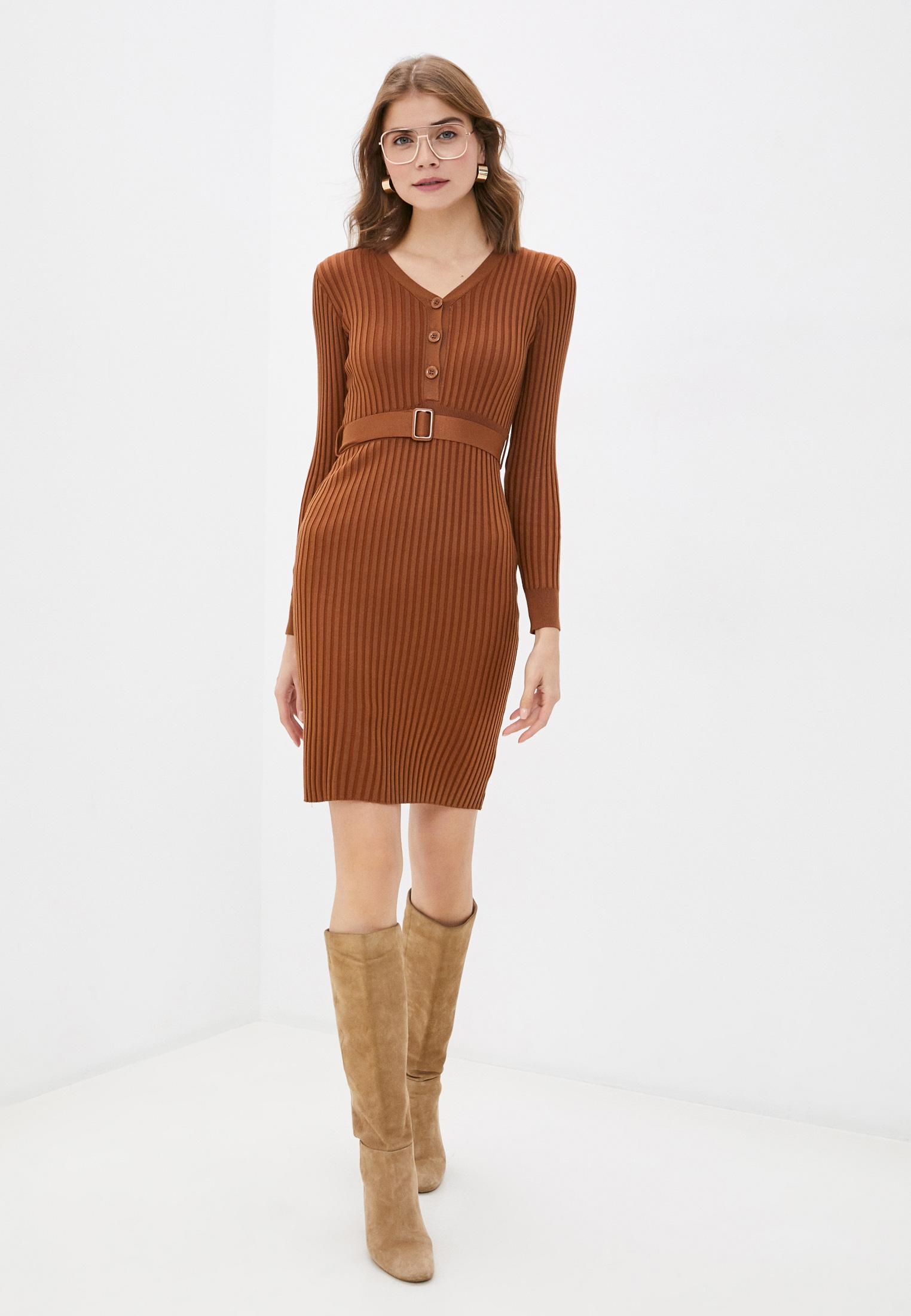 Вязаное платье Bigtora 9966: изображение 2