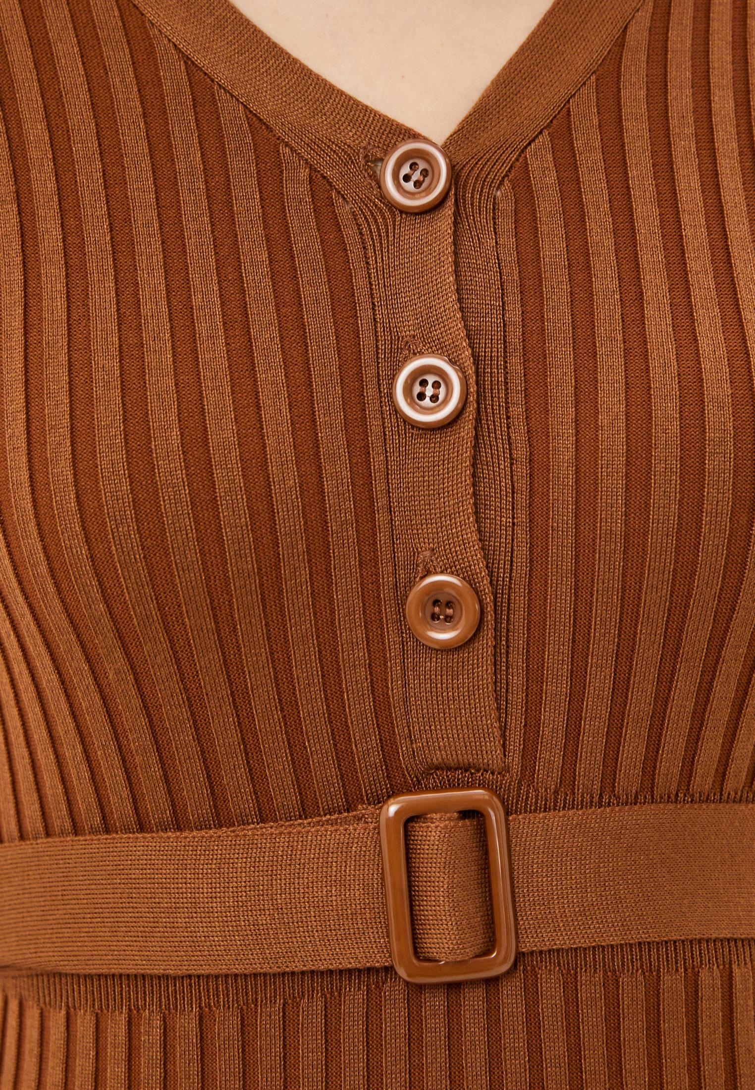 Вязаное платье Bigtora 9966: изображение 4