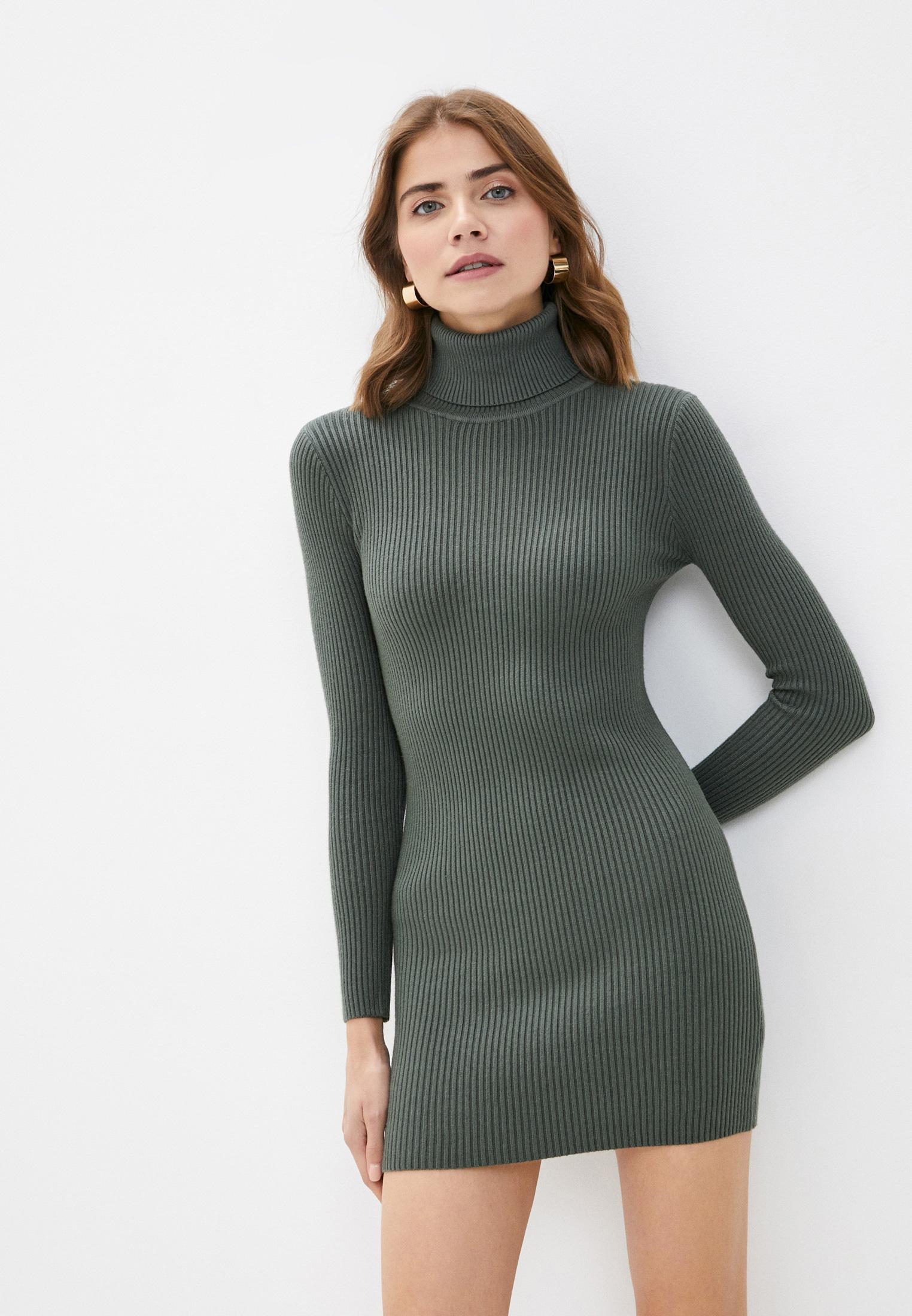 Вязаное платье Bigtora D004: изображение 1