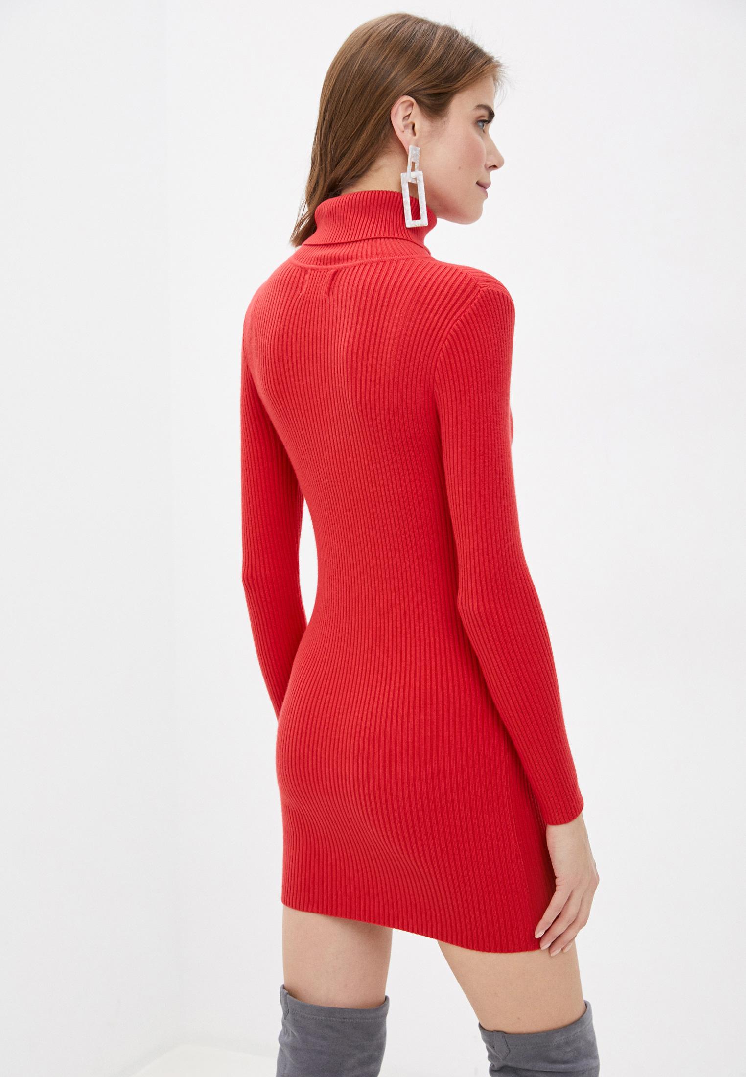 Вязаное платье Bigtora D004: изображение 3
