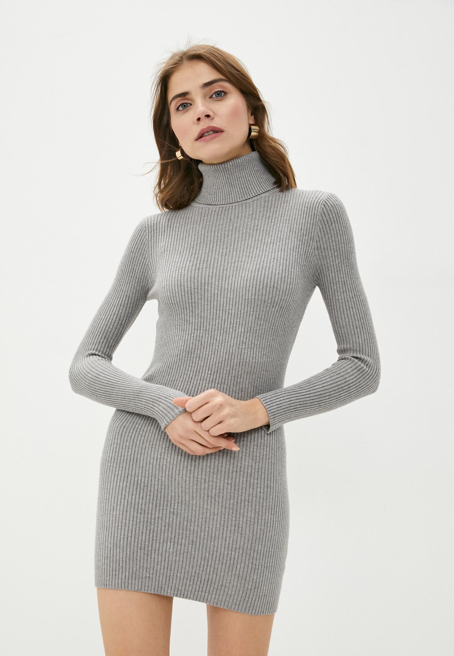 Вязаное платье Bigtora D004