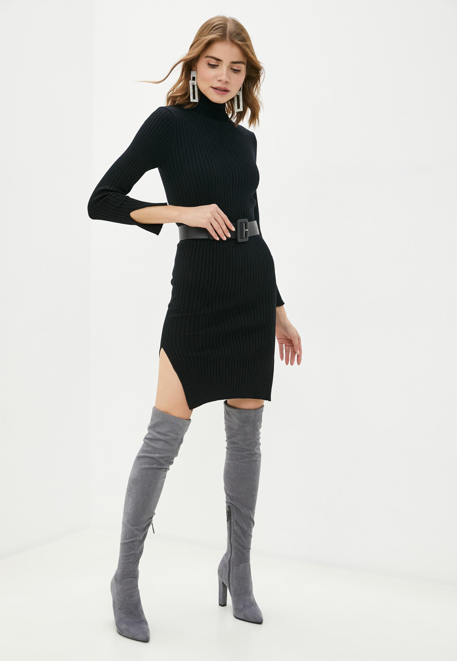 Вязаное платье Bigtora D130: изображение 2