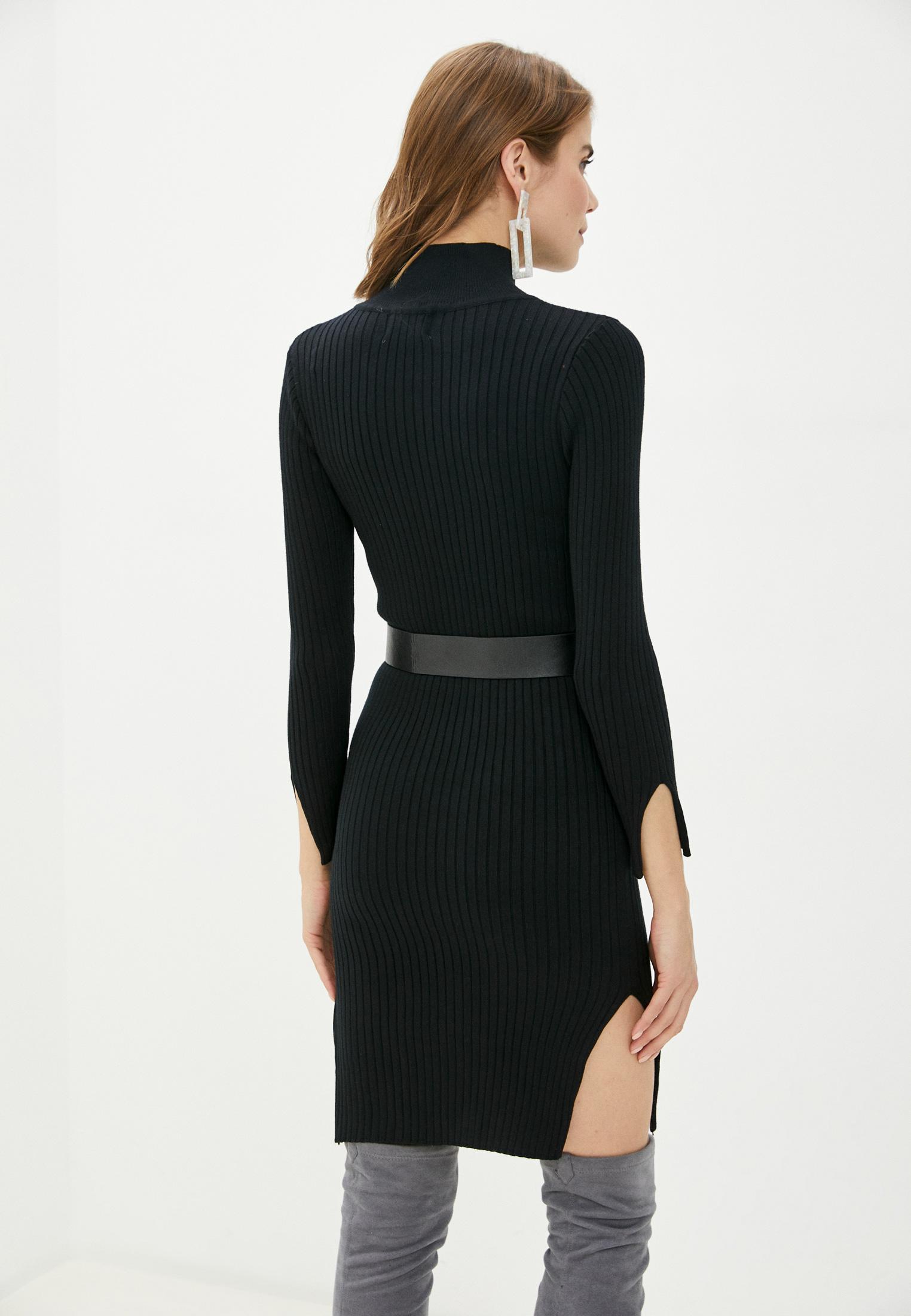 Вязаное платье Bigtora D130: изображение 3