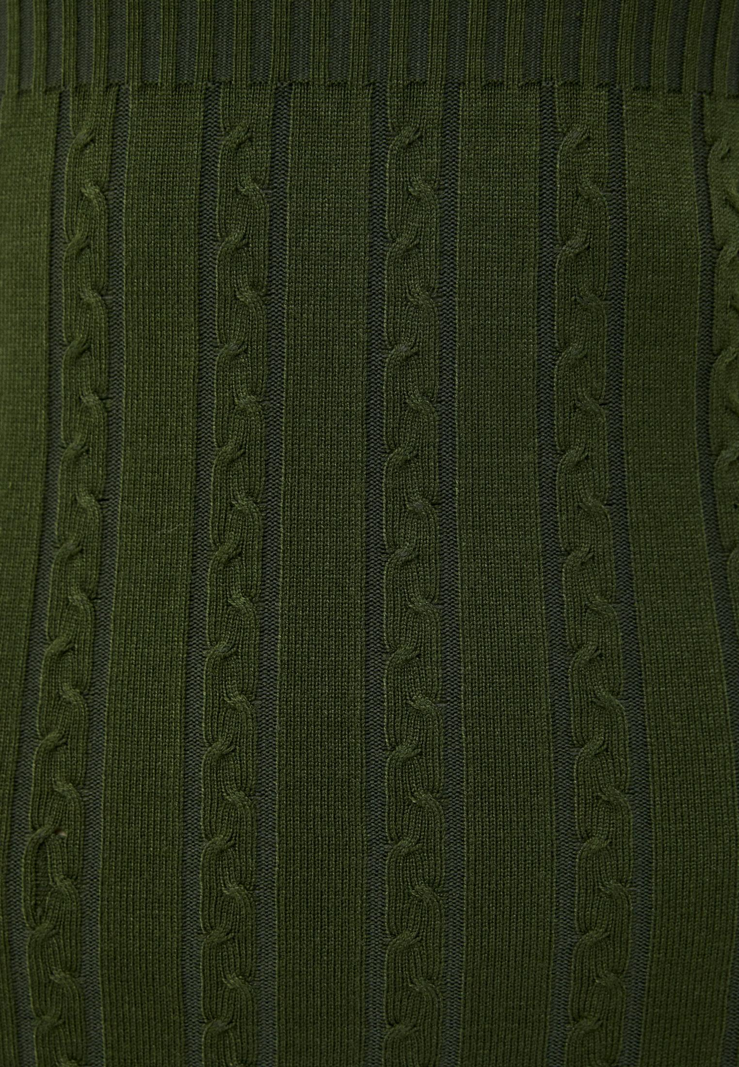 Вязаное платье Bigtora D561: изображение 4