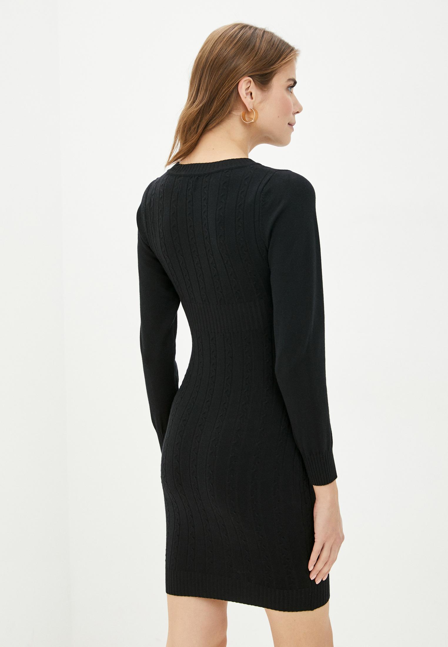 Вязаное платье Bigtora D561: изображение 3
