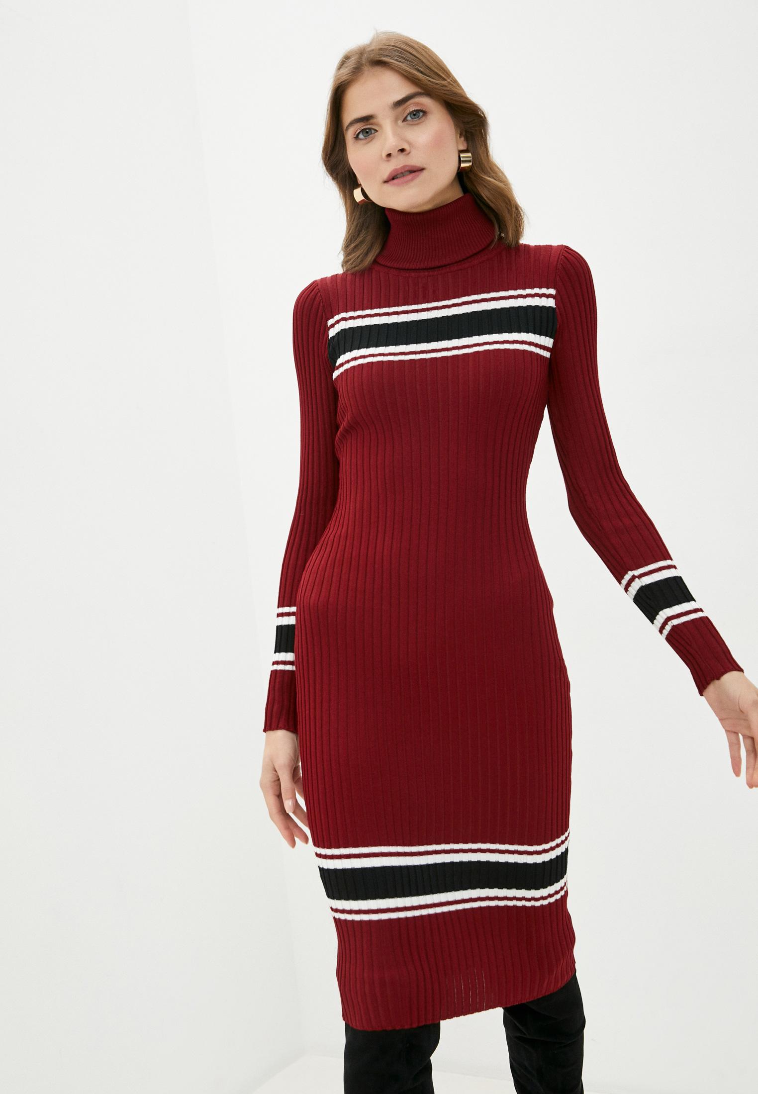 Вязаное платье Bigtora D562