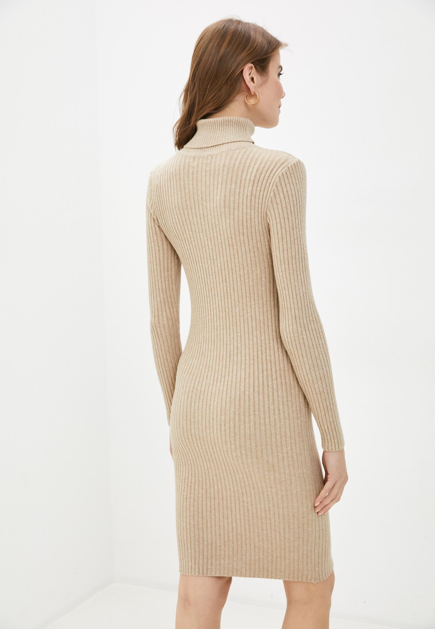 Вязаное платье Bigtora D8807: изображение 3