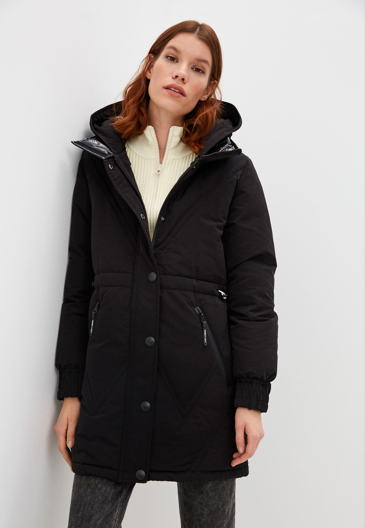 Утепленная куртка Bimba Y Lola 202BR0441