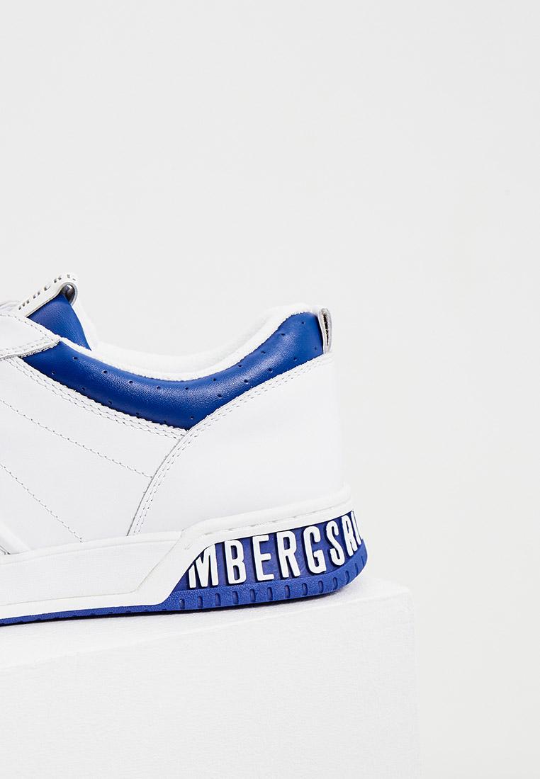 Мужские кроссовки Bikkembergs (Биккембергс) B4BKM0085: изображение 3