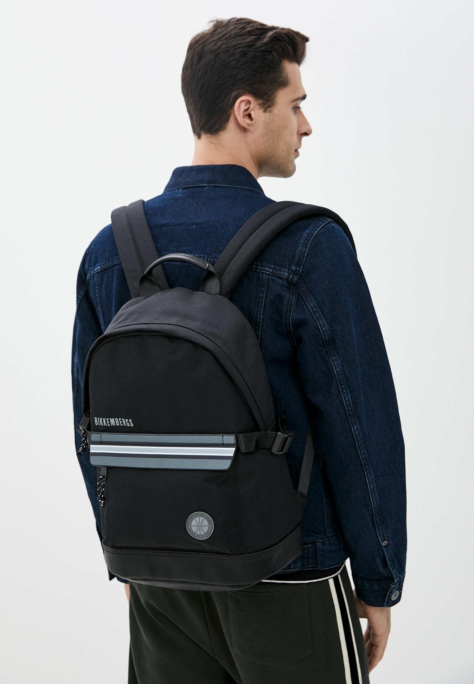 Городской рюкзак Bikkembergs E4APME2A0055999
